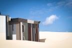 Tin City, la città post-apocalittica nelle dune