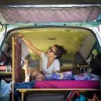 Vita in un furgone