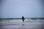 Lezioni di surf e sausage sizzle